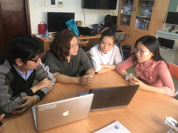 vietnamese scientists,vietnam talent