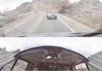 Lái xe lơ đãng, tài xế đâm trực diện xe ngược chiều