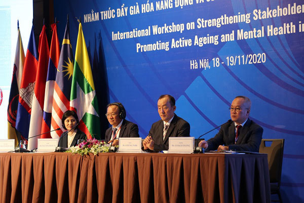 Aging in Vietnam: The elderly to account for 20.4% by 2050