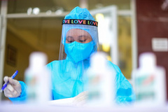 Vietnam's coronavirus fight in remarks