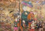 Hang Trong folk painting exhibition lures Hanoi visitors