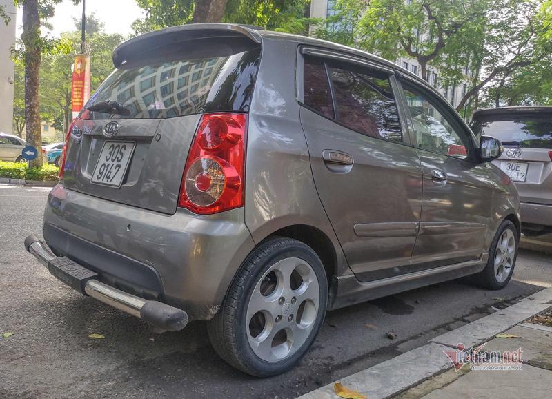 Tôi hài lòng khi mua Kia Morning hơn 10 năm tuổi thay vì Honda SH nhập Ý