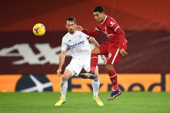 Xem video bàn thắng Liverpool 3-0 Leicester