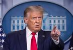 Ông Trump 'thề' tiếp tục cuộc chiến đảo ngược kết quả bầu cử