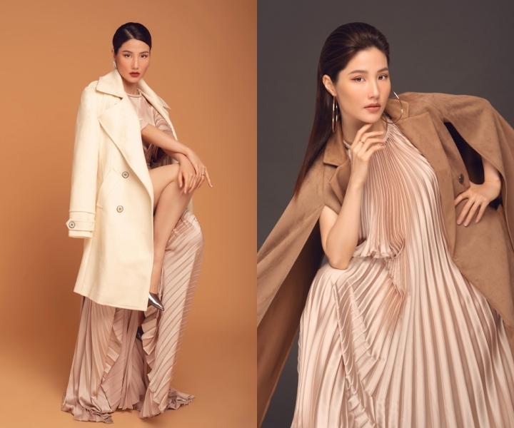 'Hoa hậu VTV' Mai Ngọc xinh đẹp diện đầm công chúa