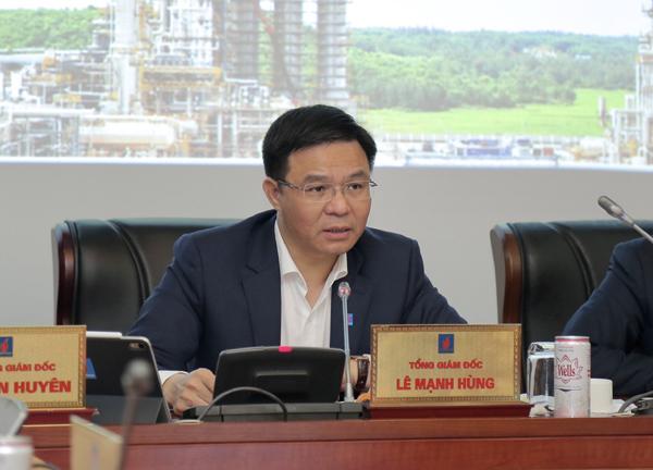 Petrovietnam nỗ lực cao nhất hoàn thành kế hoạch năm 2020