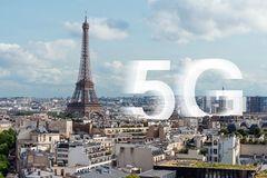 Pháp triển khai mạng 5G thương mại vào tháng 12