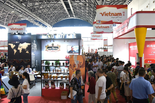 17th CAEXPO to benefit China-Vietnam cooperation