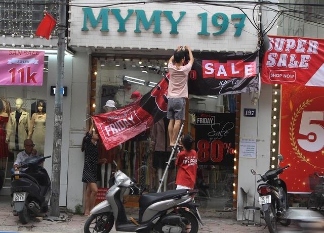 Lật tẩy chiêu thức bán đồ cũ, đẩy hàng tồn của dân buôn ngày Black Friday