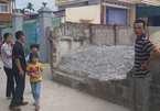 Bức tường mục đã đổ nhiều lần trước khi đè chết bé gái 11 tuổi ở Thái Bình