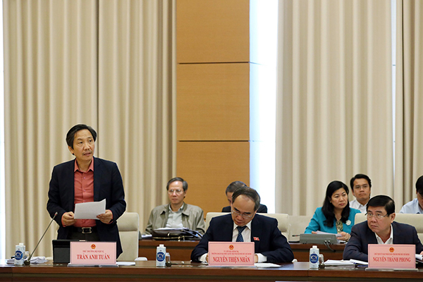 Thu Duc City plan: HCMC thinks about rearranging officers