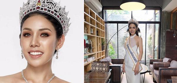 Nhan sắc xinh đẹp của tiếp viên Vietjet tại các cuộc thi hoa hậu