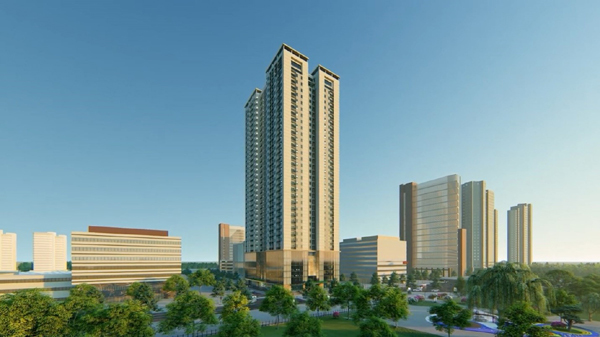 Sở hữu căn hộ trung tâm Hà Đông chỉ từ 1,7 tỷ