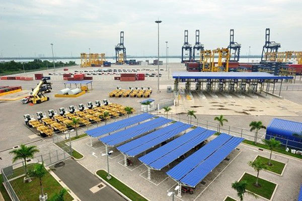 hcm city,industrial parks,export processing zones