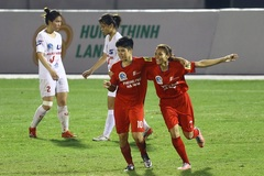 Vòng 9 giải nữ VĐQG 2020: Hà Nội I lại thách thức TPHCM I