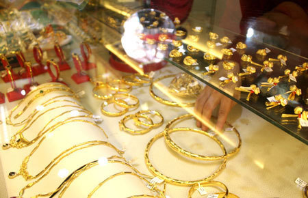 Giá vàng hôm nay 24/11: USD giảm nhanh, vàng chưa thể hồi phục - giá vàng 9999