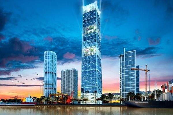 Chấm dứt hiệu lực dự án tòa tháp 72 tầng tại khu đất vàng TP.Hải Phòng