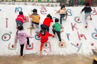 Trường học ở Đà Nẵng mở tiệm spa cho trẻ mầm non