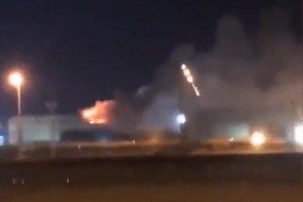 Kho dầu Ảrập Xêút bị tấn công bằng tên lửa