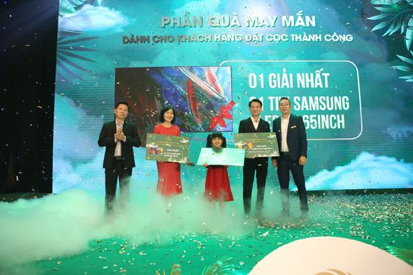 Lễ ra mắt ấn tượng dự án Ivory Villas & Resort hút giới đầu tư Hà Nội