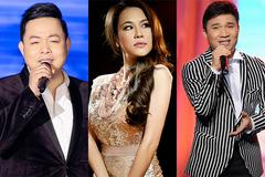 Thu Phương, Quang Lê, Quang Linh hát kêu gọi cứu trợ miền Trung