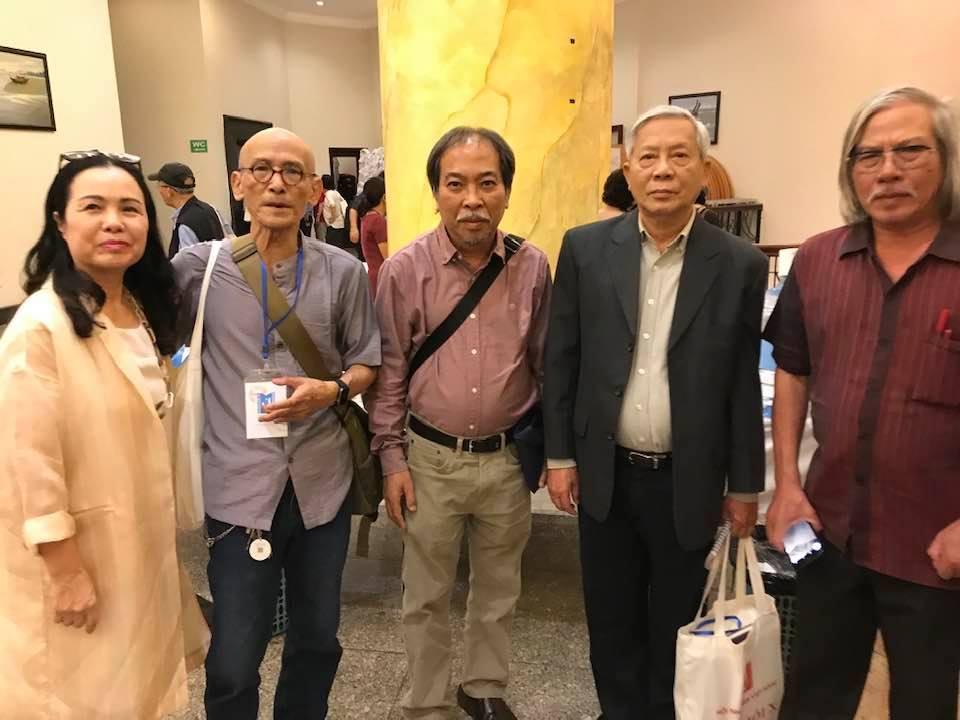 Nhà thơ Hữu Thỉnh rút khỏi Ban Chấp hành Hội Nhà văn khóa mới
