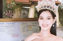 Cận cảnh phòng riêng và loạt bằng khen của Hoa hậu Đỗ Thị Hà trong cơ ngơi rộng hàng trăm m2 ở Thanh Hoá