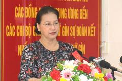 Chủ tịch Quốc hội trả lời cử tri về giao thông ĐBSCL