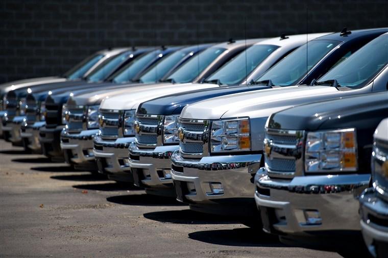 GM sẽ tốn 1,2 tỷ USD triệu hồi kỷ lục 7 triệu xe vì lỗi túi khí