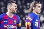 Griezmann bức xúc, lên tiếng về mối quan hệ với Messi