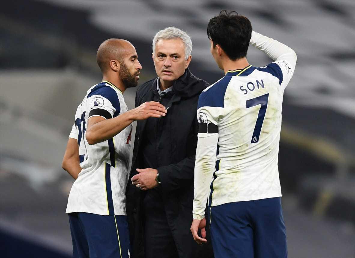 'Mourinho là động lực để Tottenham chiến đấu danh hiệu'