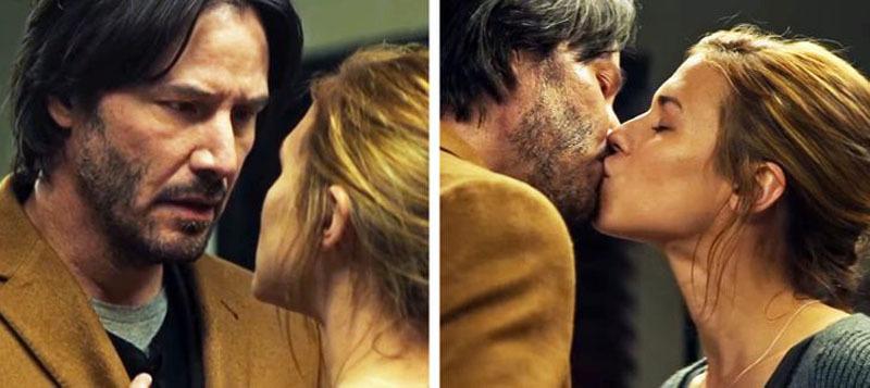 Tại sao chúng ta lại nhắm mắt khi hôn?