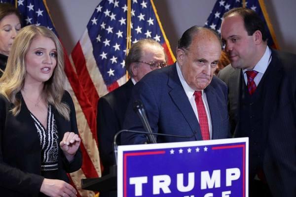 Nỗ lực cuối cùng của ông Trump để đảo ngược kết quả ở Pennsylvania