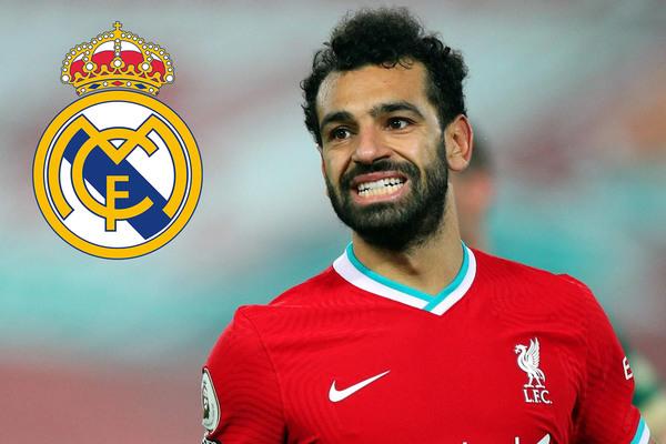 "Real Madrid nổ ""bom tấn"" Salah giá 100 triệu euro"