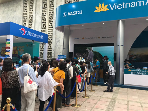 VITM closes with belief in rapid recovery of VN tourism industry