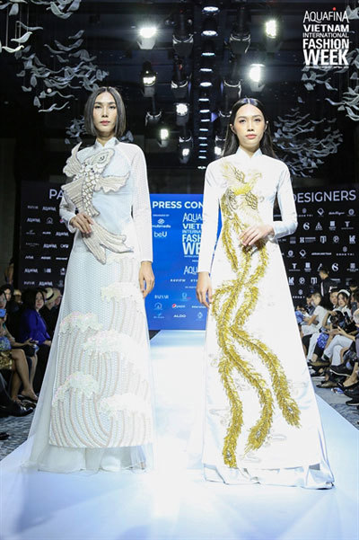 VN Int'l Fashion Week,vietnam fashion
