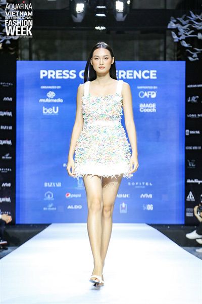 VN Int'l Fashion Week to open in HCM City next month