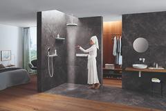 Nâng cấp phòng tắm tiện nghi, cá tính với Rainfinity