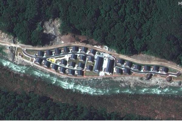 Ảnh vệ tinh về 'hoạt động lạ' của Trung Quốc trên dãy Himalaya