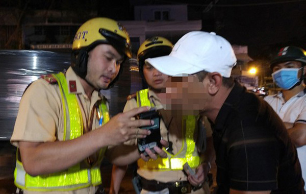 Tougher sanctions imposed on drunk drivers