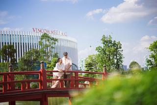 Sắp có 'thiên đường' mua sắm, giải trí Vincom mới ở phía tây Thủ đô