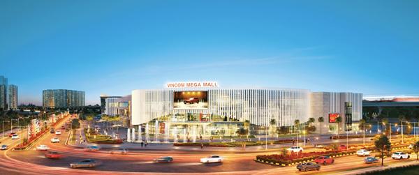 Sở hữu quy mô lớn và vị trí đắc địa tại đại đô thị, Vincom Mega Mall Smart City sẽ trở thành điểm đến đẳng cấp, mang lại trải nghiệm trọn vẹn cho người dân phía tây thành phố (Hình ảnh minh hoạ)