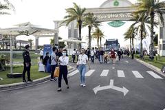 'Bừng sáng NovaWorld Ho Tram' thu hút gần 1.000 khách hàng