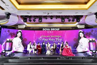 Dova Group 'trình làng' sản phẩm hỗ trợ cải thiện nội tiết tố nữ