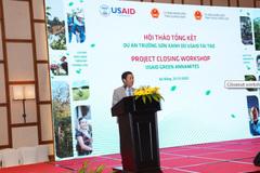 Mỹ giúp Huế và Quảng Nam bảo vệ đa dạng sinh học