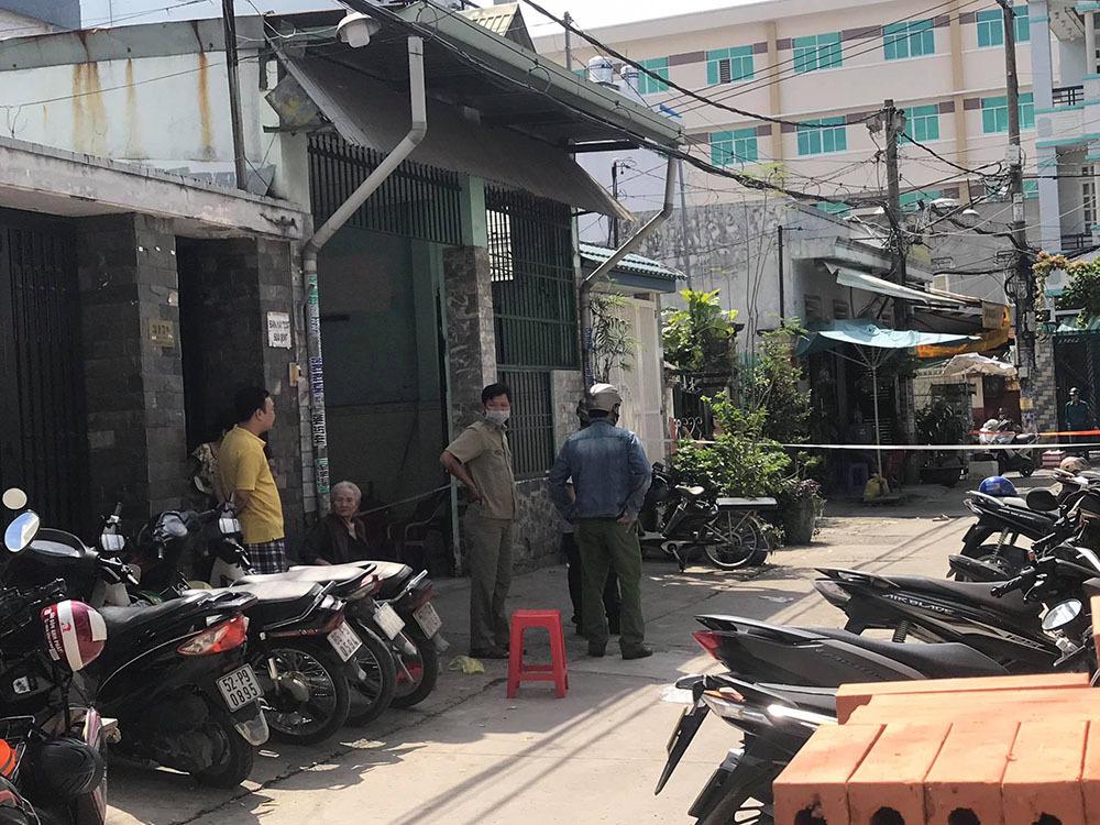 Bắt kẻ đâm chết người trong con hẻm ở Sài Gòn
