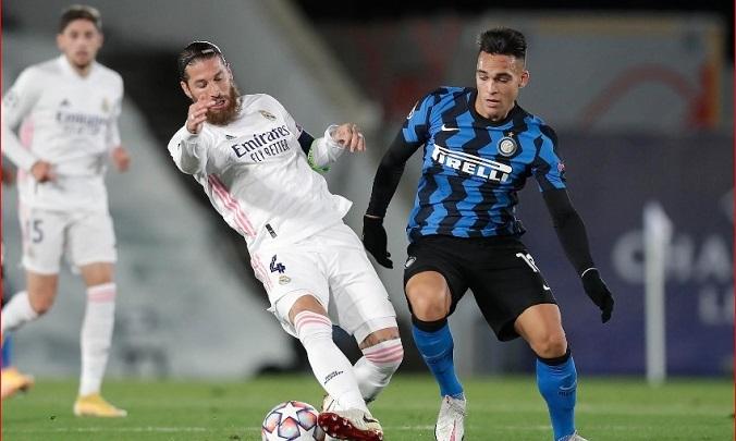 Trực tiếp Inter vs Real Madrid: Cuộc chiến sinh tử