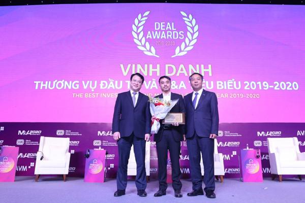 Masan Group dẫn đầu Top 10 doanh nghiệp có thương vụ M&A tiêu biểu 2019-2020