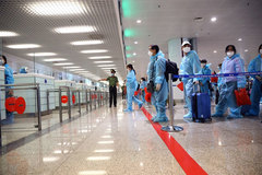 Vietnam remains at high risk of COVID-19 infections:health minister