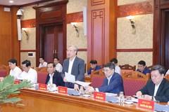 Cần đảm bảo tiến độ chuẩn bị phục vụ Đại hội XIII của Đảng